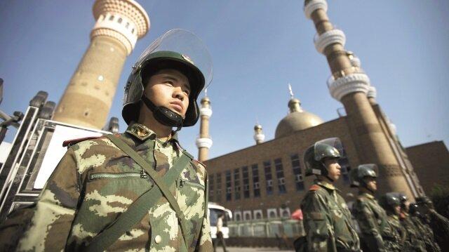 Doğu Türkistannefes alamıyor