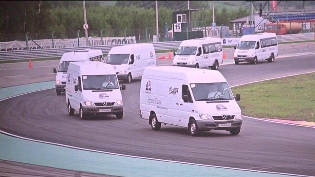 Mercedes'ten Ruslara çağrı: Geri gönderin