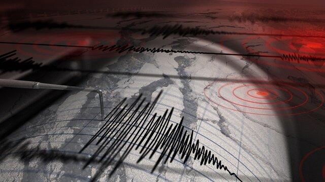 AFAD internet sitesinde yer alan bilgiye göre 3,8 şiddetinde deprem oldu.