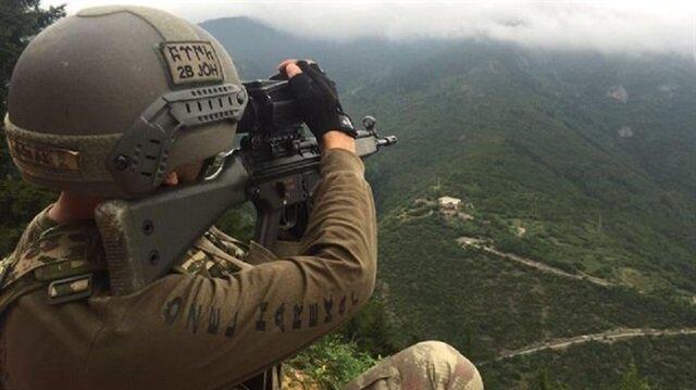 Giresun'da aranan teröristler için büyük bir operasyon başlatıldı