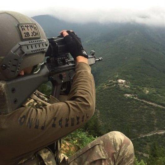 Fındık dalı harekatı: Tespit edildiler asker ve polis peşinde
