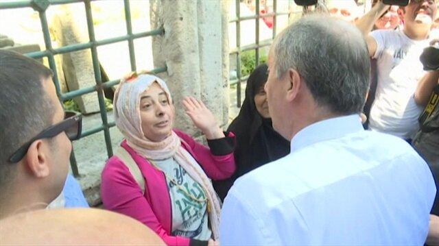Trabzonlu vatandaştan Muharrem İnce'ye: Sen nasıl cumhurbaşkanı olacaksın?