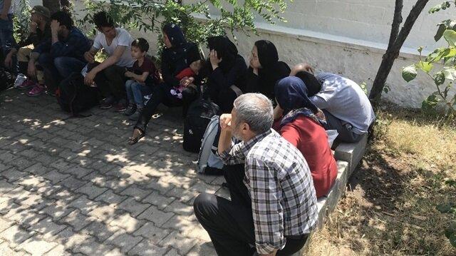 Edirne'de 96 kaçak yakalandı