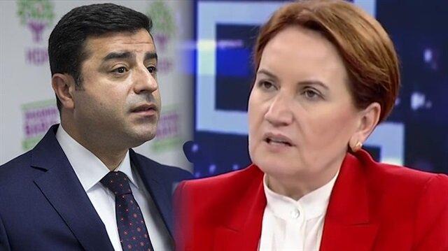 Meral Akşener'den HDP itirafı