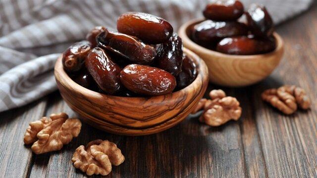 Ramazan sofralarını hurmayla tatlandırın.