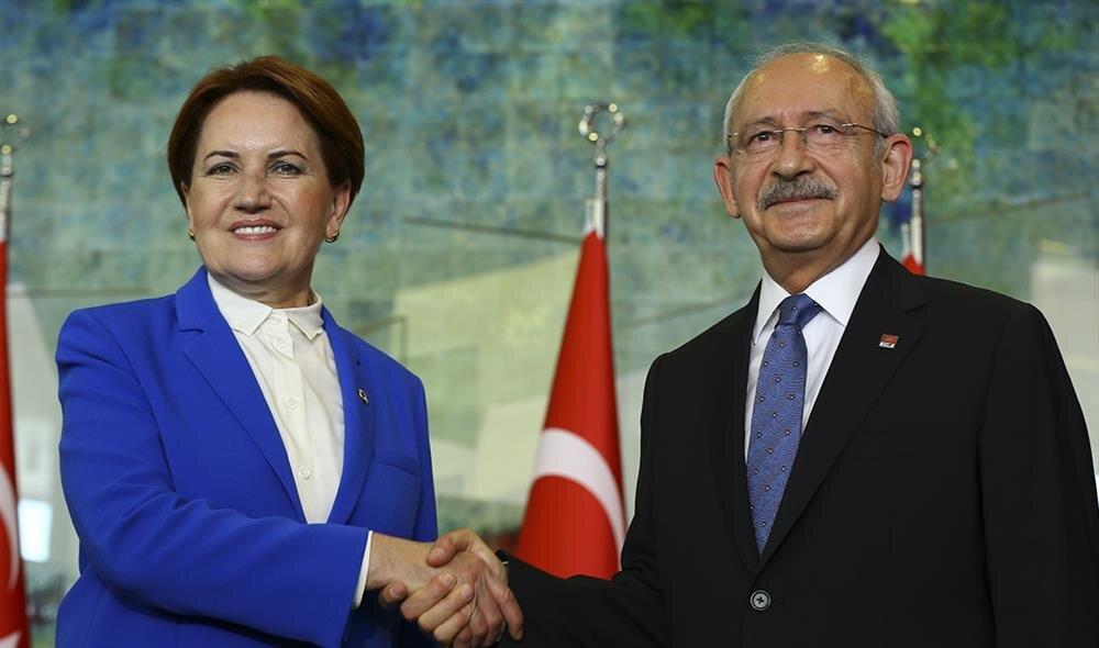 Meral Akşener ve Kemal Kılıçdaroğlu, 15 milletvekilinin transferi ve ittifak ile ilgili birçok kez görüştü.