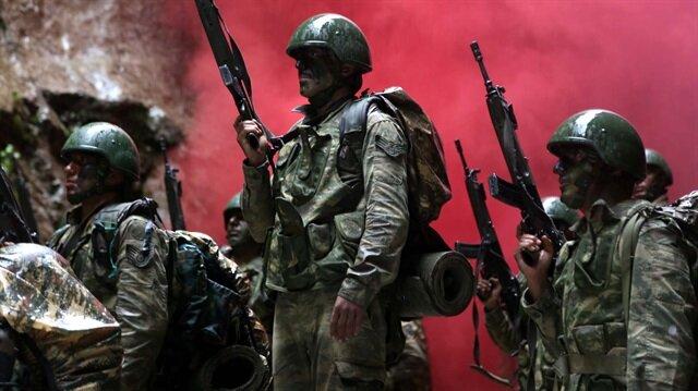 Irak'ın kuzeyinde 400 kilometrekarelik alan terörden temizlendi