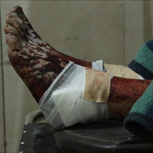 İdlib'de gece katliamı: 35 ölü
