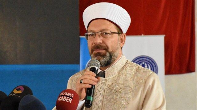 'Bütün insanların dinlerini yaşama özgürlükleri vardır'