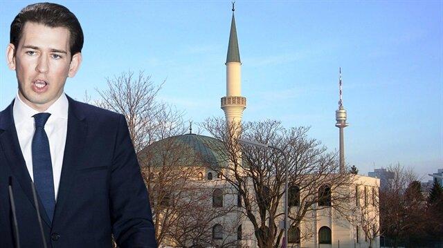 Avusturya'dan skandal karar: 7 cami kapatılıyor