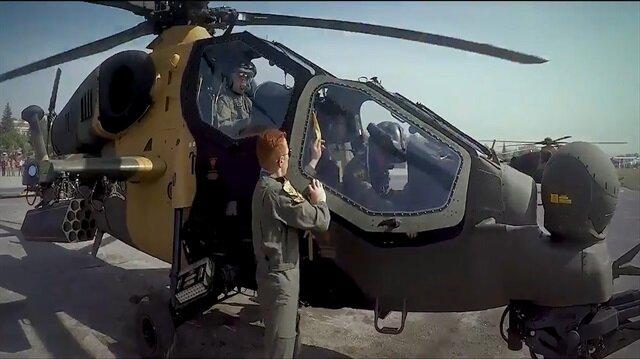 Jandarmadan nefes kesen ATAK videosu