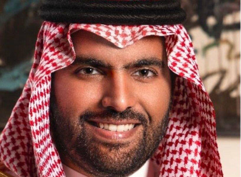 Kültür bakanlığının başına atanan Bedr bin Abdullah.