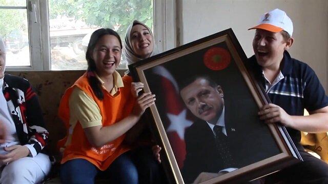 AK Parti Gençlik Kolları'ndan engelli kardeşlere unutamayacağı sürpriz