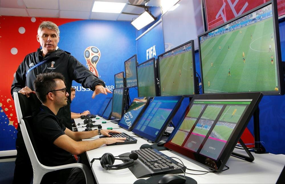 Rusya'da Video Hakem Sistemi için hazırlıklar yapıldı.