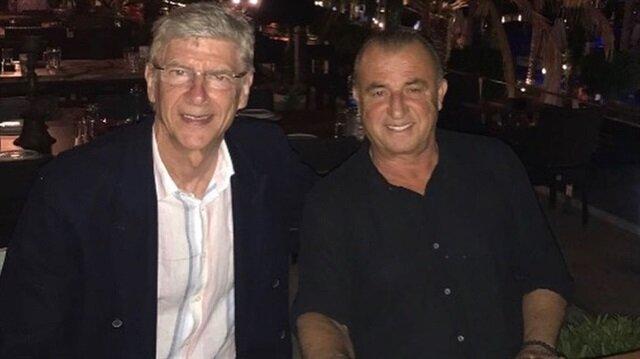 Wenger'den Fatih Terim'e oyuncu önerisi