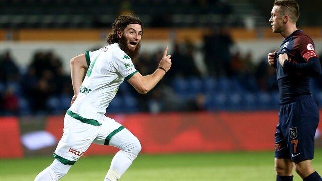 Aykut Demir geride bıraktığımız sezon Giresunspor formasıyla çıktığı 22 maçta 3 gol kaydetti.