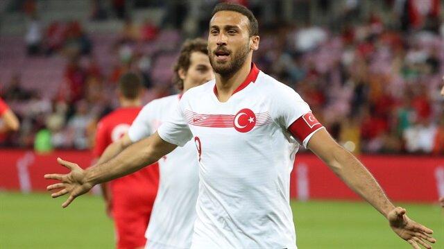 Cenk Tosun en beğendiği Türk futbolcuyu açıkladı