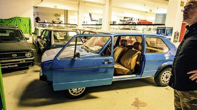 Müze açıldığında birçok otomobil tutkununu kendine hayran bırakacak.