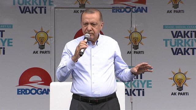 Cumhurbaşkanı Erdoğan Kandil operasyonunu böyle açıkladı
