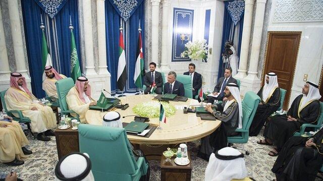 Saudi Arabia hosts summit on Jordan economic crisis