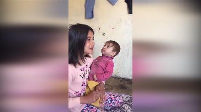 Bakan videoyu izledi, anne ve 5 çocuğu koruma altına alındı