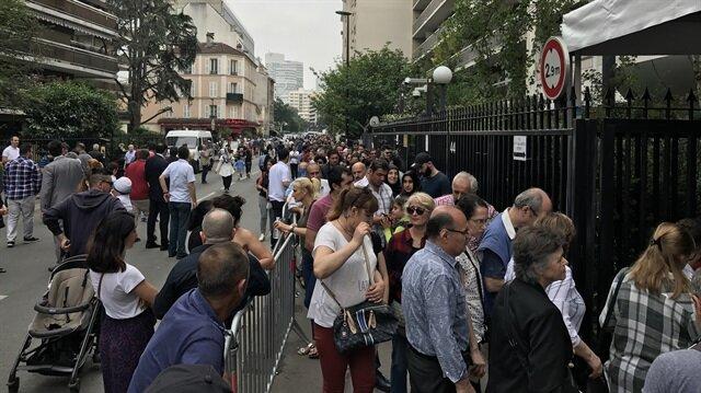 في عُقر أوروبا: إقبال كثيف على التصويت بالانتخابات التركية في فرنسا