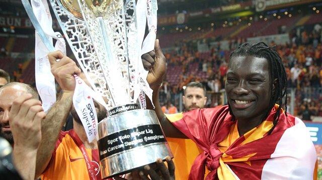 Gomis'ten Galatasaray yönetimine zam talebi