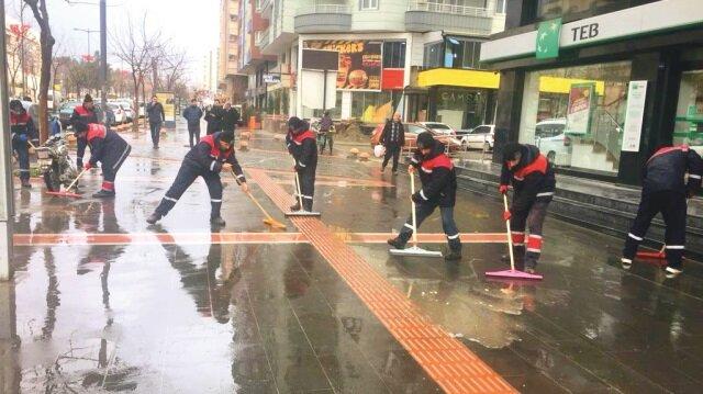 Batman, Türkiye'nin en temiz şehirlerinden biri haline geldi.