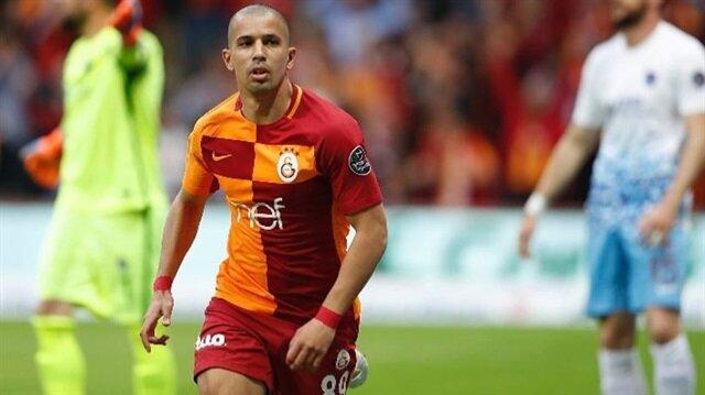 Feghouli transfer kararını açıkladı