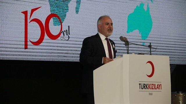 Kızılay Genel Başkanı Dr. Kerem Kınık