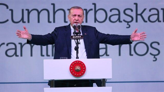 İslam dünyasından Erdoğan'a destek