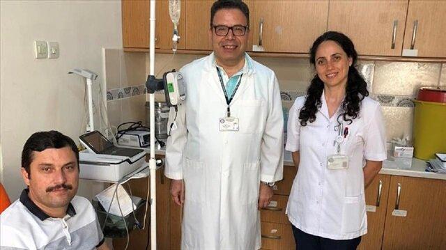 Birincil ilerleyici MS hastalığına 'Ocrevus' tedavisi uygulandı