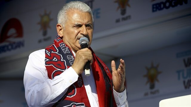 AK Parti Genel Başkanvekili ve Başbakan Binali Yıldırım