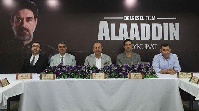 Alaaddin Keykubat'ın hayatı belgesel oldu