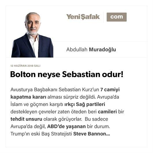 Bolton neyse Sebastian odur!