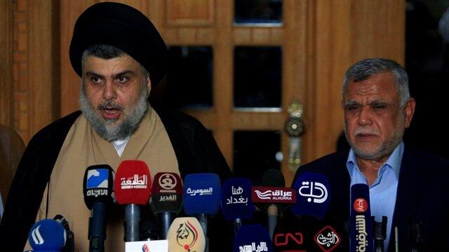 Irak'ta Sadr 'Haşdi Şabi' koalisyonu ile ittifak kurdu