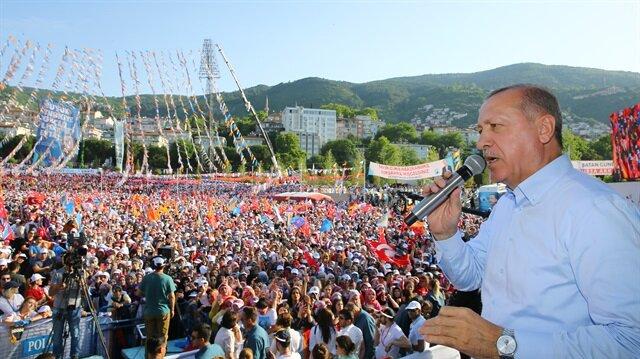 أردوغان يُبشر بإنشاء متحف للفنون التركية الإسلامية في بورصة