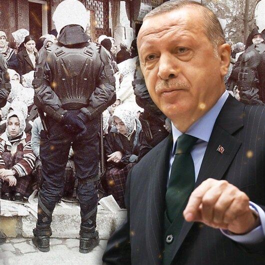 AK Parti döneminde adım adım özgürlük