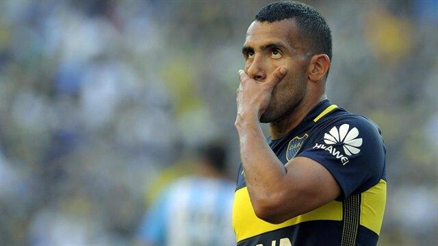 Carlos Tevez futbolu bırakıyor