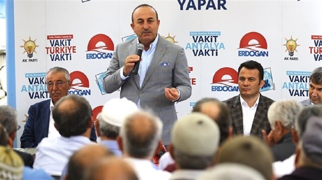 """وزير الخارجية التركي يتوعد بتدمير""""قنديل"""""""