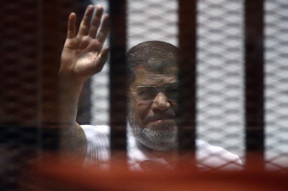 Hâlâ hapiste olan Muhammed Mursi, özgür biçimde seçilen ilk cumhurbaşkanıydı.