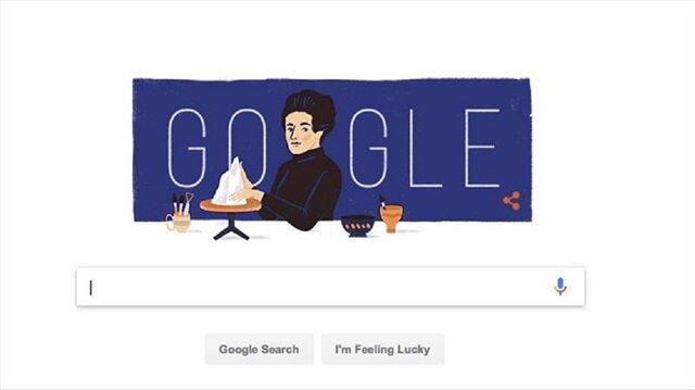 Google doodle marks Turkish ceramic artist's birthday