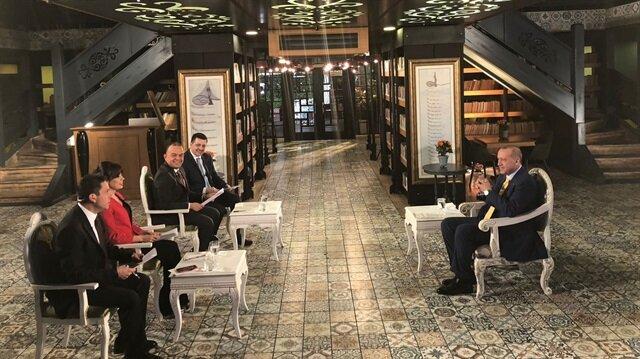 Cumhurbaşkanı Erdoğan: OHAL'e neşter vurabiliriz