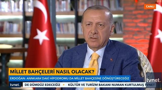 Cumhurbaşkanı Erdoğan'dan kredi ve burs açıklaması