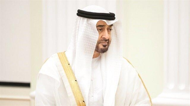 UAE Crown Prince Mohammed bin Zyaed