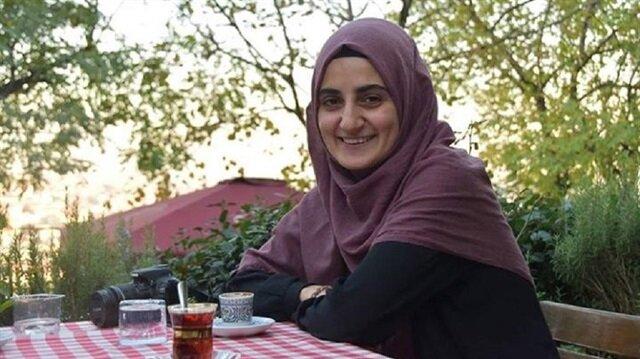 Kudüs'te bulunan Türk vatandaşı Ebru Özkan, dönüş yolculuğu için bulunduğu havalimanında gözaltına alındı