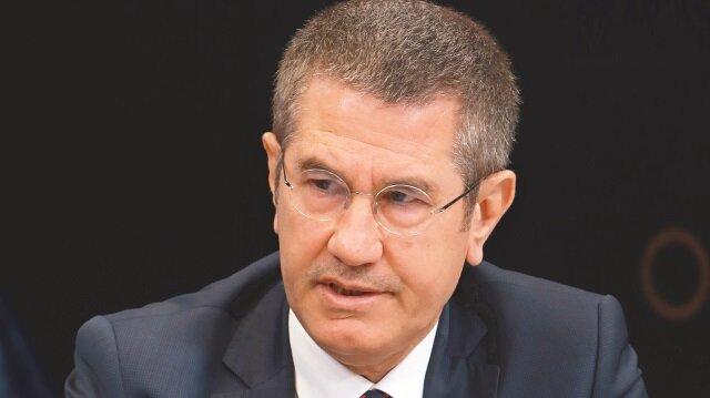 Milli Savunma Bakanı Nurettin Canikli,
