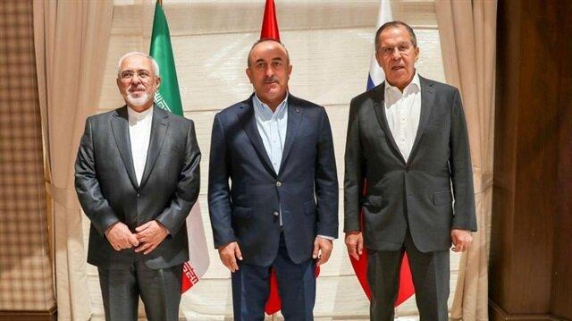 اجتماع تركي روسي إيراني حول سوريا في جنيف