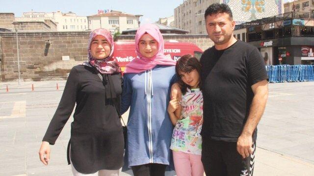 Yeni Şafak ve tvnet seçim otobüsünün diğer durağı Kayseri oldu.