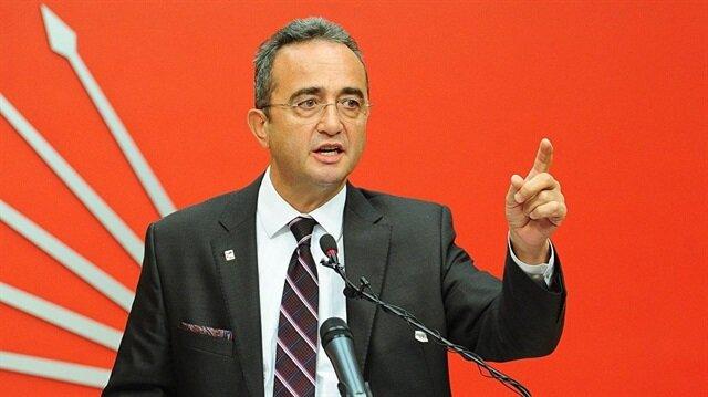 CHP'li Bülent Tezcan